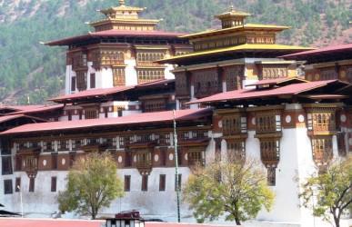 Bhutans Westen