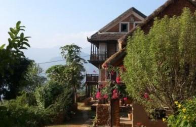 Nepal Verlängerung auf The Famous Farm (Fühlen durch Begegnung)