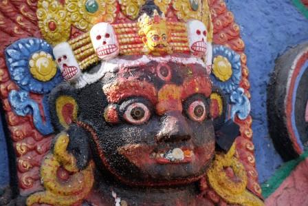 Nepalesische Shamanen im Mai in Deutschland (auch Ö und CH)