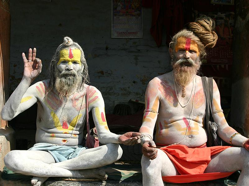 heute wird das Janai Purnima Festival gefeiert