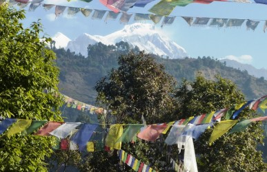 Nepal Sikles Trek (Fühlen durch Bewegung und Begegnung)