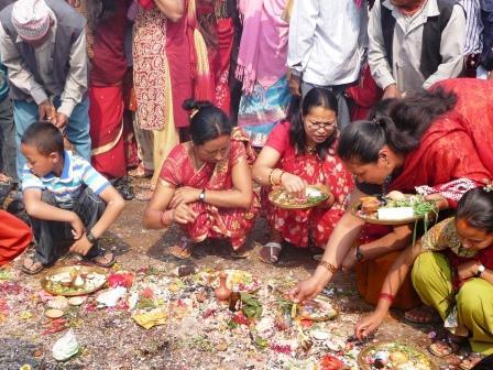 Gai Jatra Festival (per Video)
