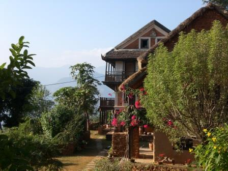 Nepal Verlängerung auf The Famous Farm
