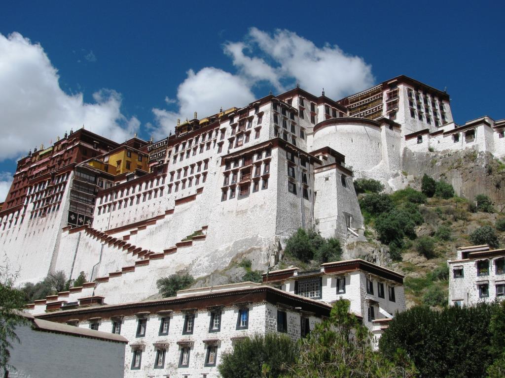 Spirituelle Tibet Reise auf dem Dach der Welt