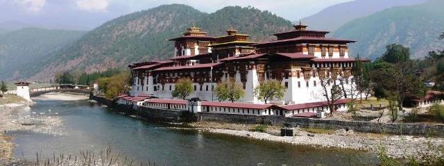 B-Punakha-Dzong
