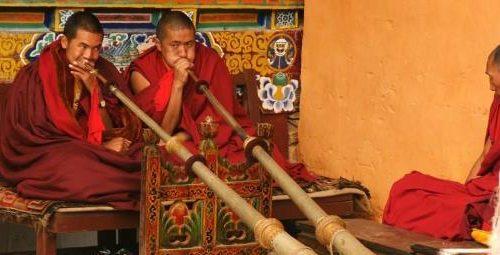 ONLINE: Tibetisches Kulturfest 2. April
