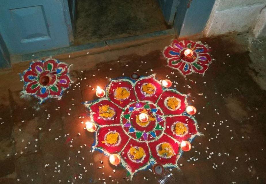 Lichterfestival (Tihar oder Diwali)