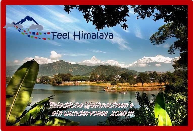 Wir wünschen ein friedliches Weihnachtsfest und einen guten Start in das neue Jahr mit vielen Reisen und spannenden Erlebnissen!