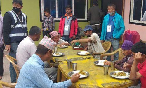 CORONA Hilfe für Nepal