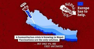Nepal needs us